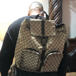 📌Authentic Gucci Backpack
